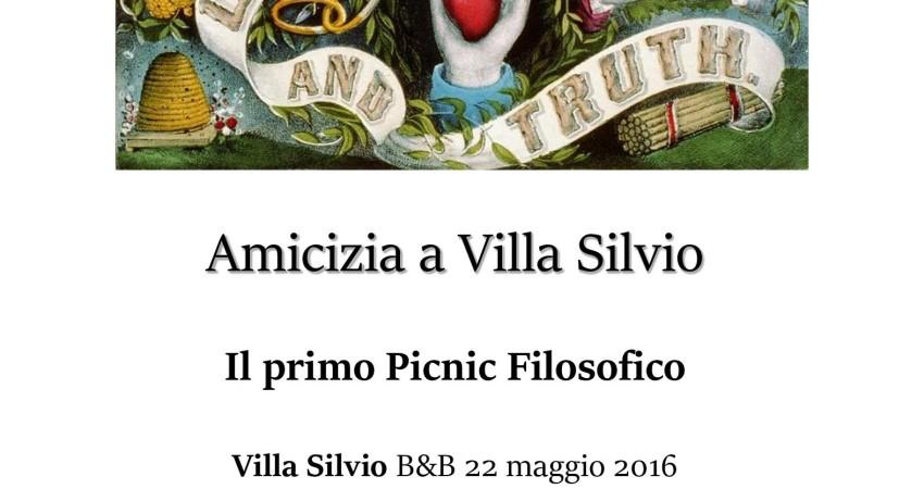 Gestione completa evento Amicizia a Villa Silvio
